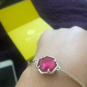 KENDRA SCOTT NWT Cynthia Gold Bracelet